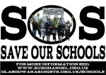 Supporting parents resisting school closure in late 2008/early 2009